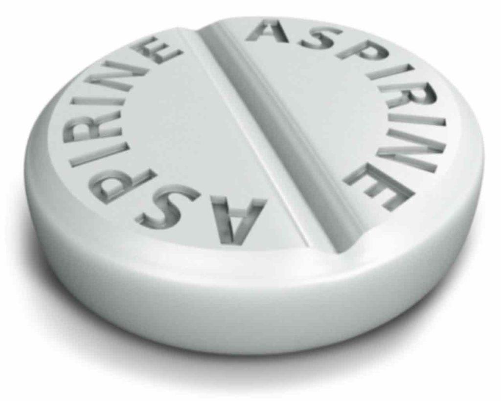 Аспирин опасен