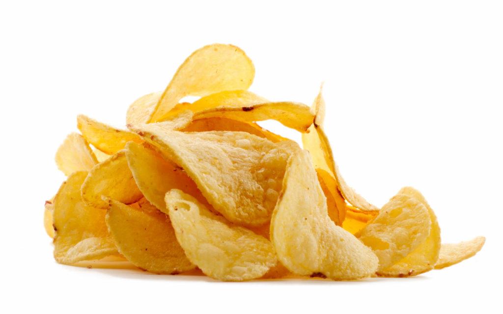 Диетологи: чипсы могут вызвать привыкание