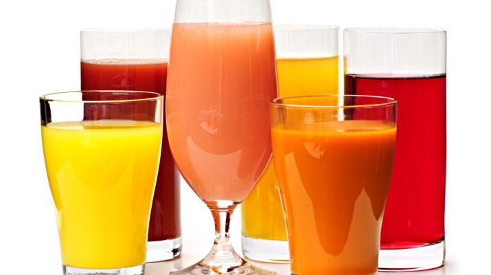 Из чего готовят сок