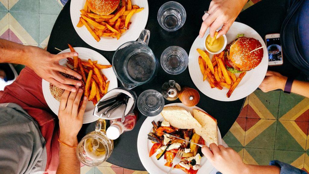 Какие продукты мы едим?