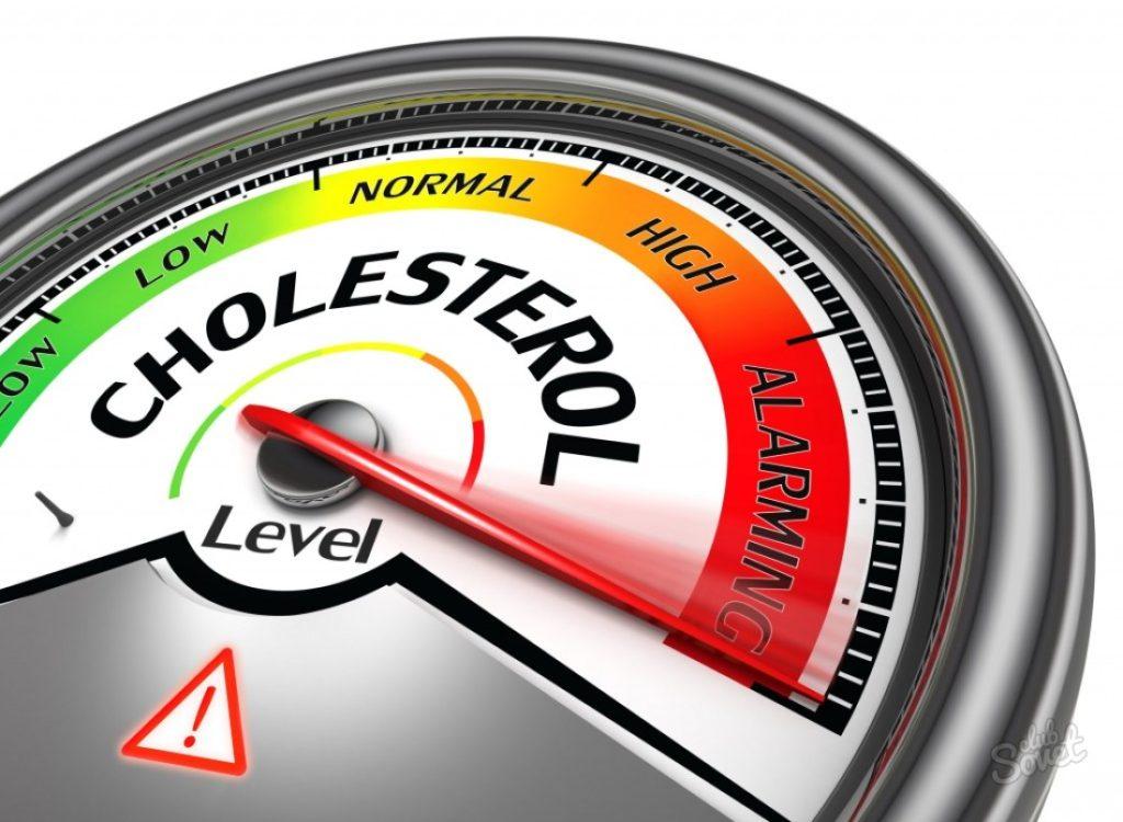 О холестерин