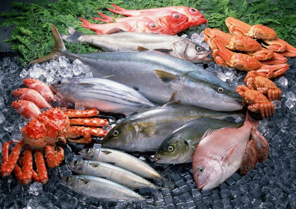 О пользе морской рыбы и её жира