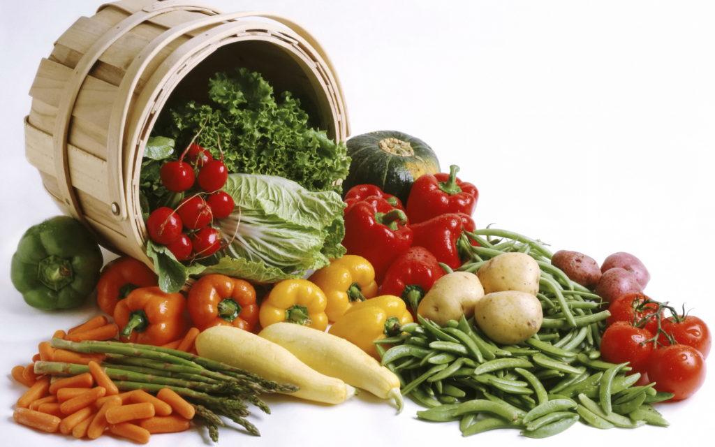 Очистка организма продуктами питания нармед