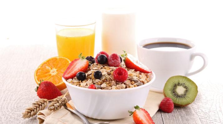 Оказывается надо завтракать
