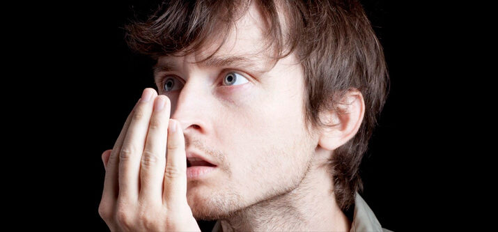 Определить по запаху изо рта можно и болезнь