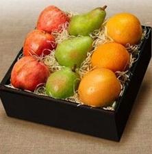 Поьза зимних фруктов для организма