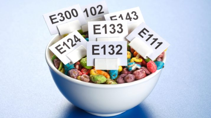 Пищевые отравляющие вещества