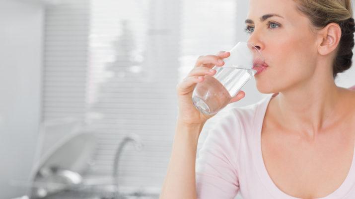 Питьевая вода защитит даже от инфаркта