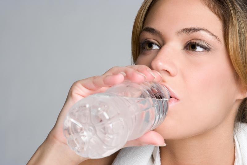 Шаг 1. Напоить организм