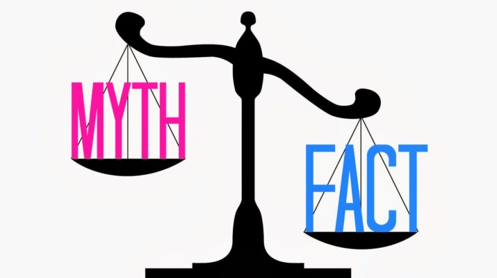 Шесть мифов