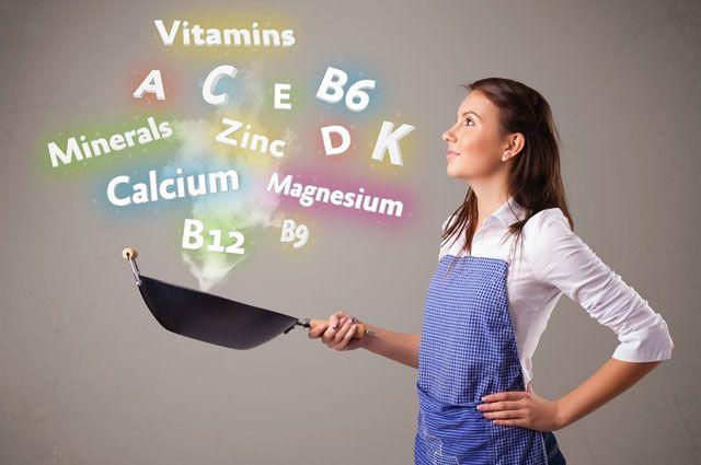 Симптомы дефицита витаминов в организме