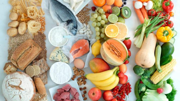 Суточная потребность в витаминах