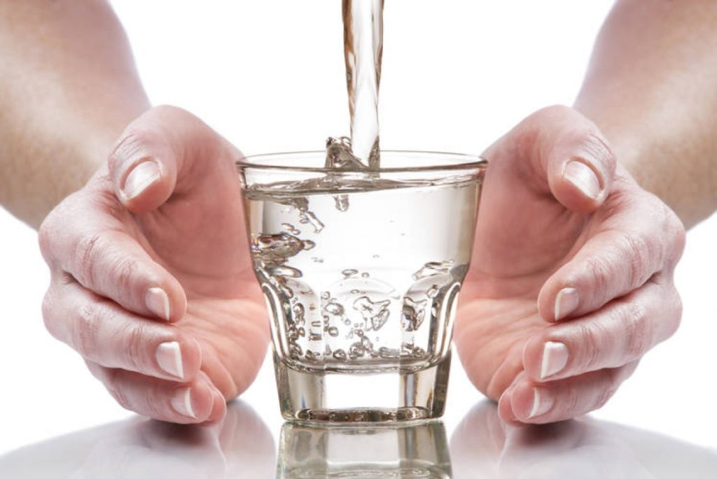 Ваше тело просит воды