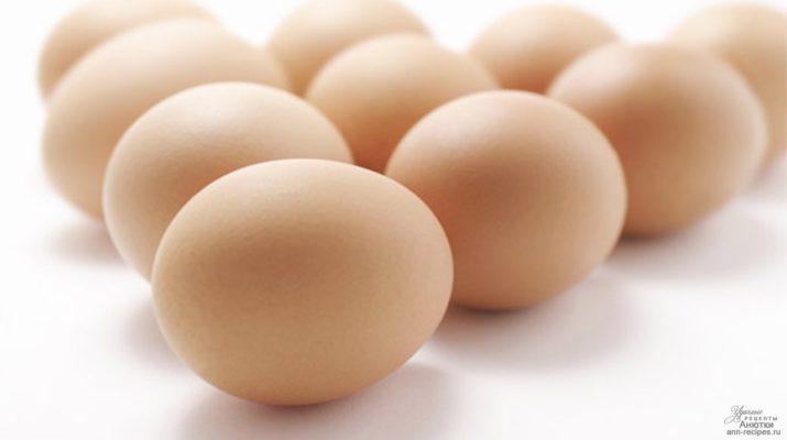 Яйца реабилитированы