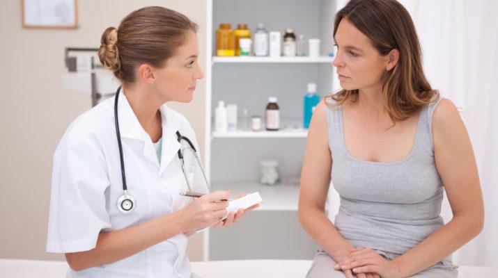 Женская противовоспалительная восстановительная программа