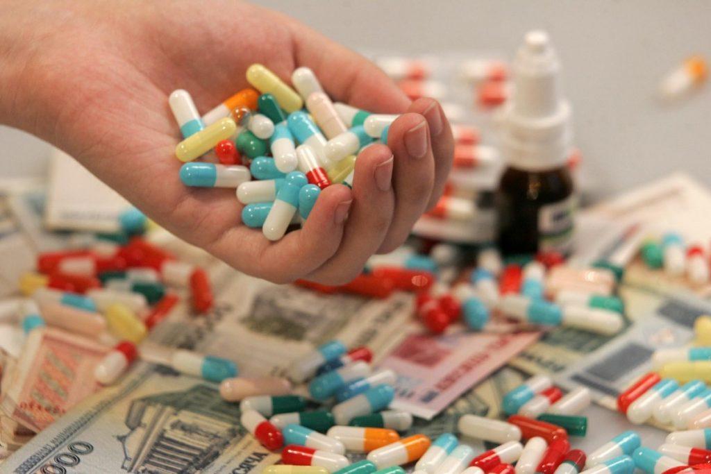Фармацевтическая и продовольственная мафия глава. Беседа (2)