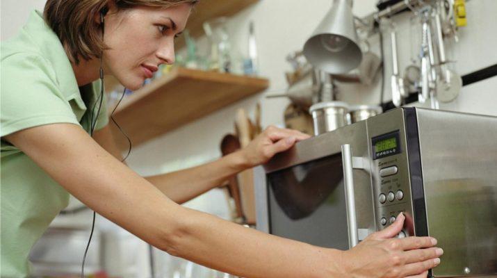 Микроволновка и молекулярная гниль