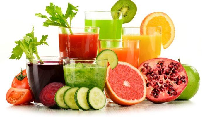 Очищение организма диетой