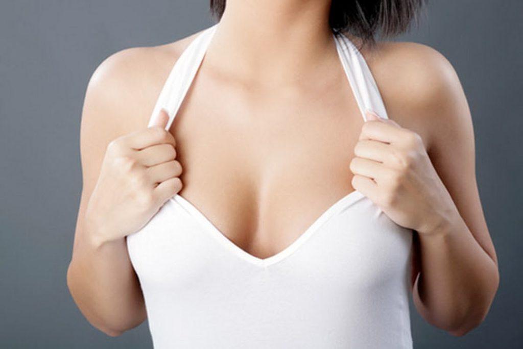 Попкорн уменьшает женскую грудь (сша)