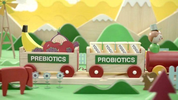 Пробиотики и пребиотики и дисбактериоз