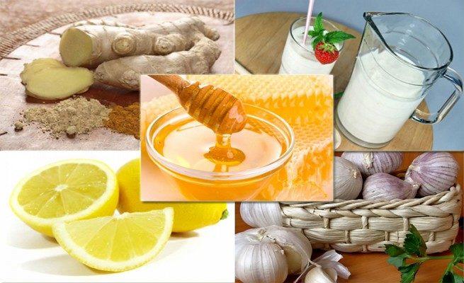 Продукты укрепляющие иммунитет. Нармед