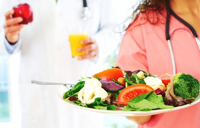 Профилактика питанием. Нармед