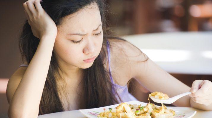 Симптомы белкового дефицита