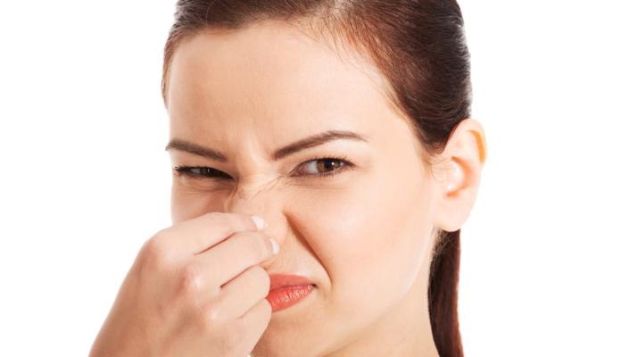 Ученые — запах тела зависит…