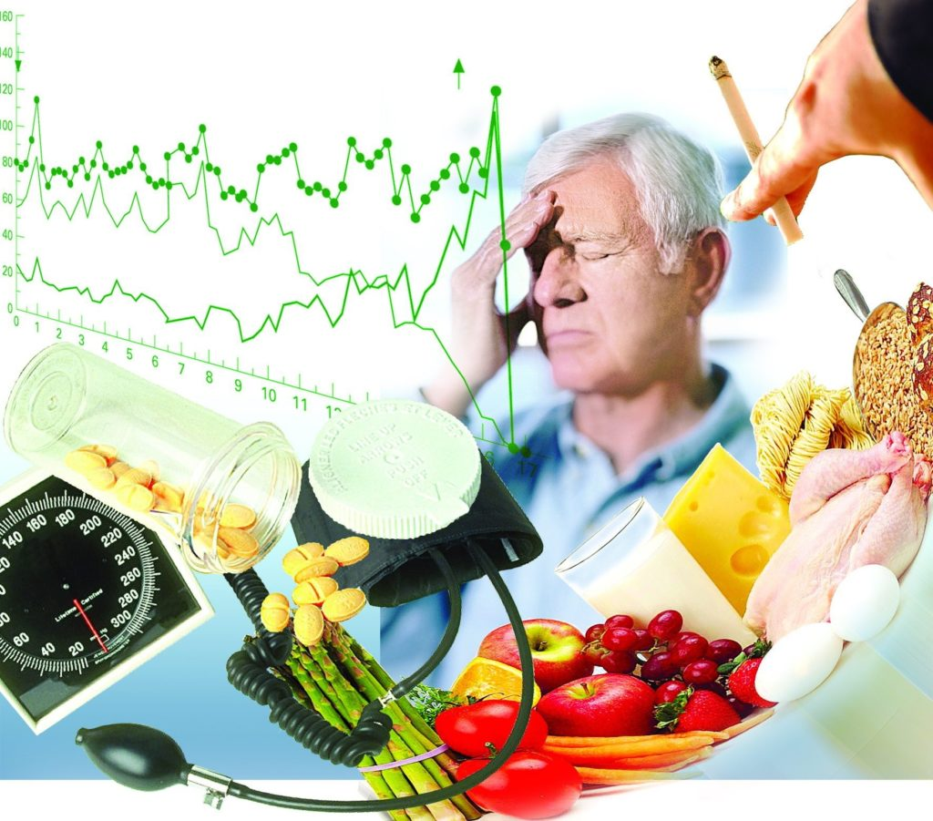 Витамины и гипертония