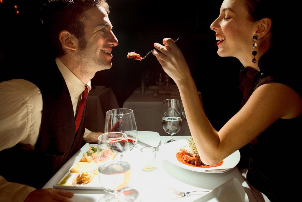 Праздничный ужин на 23 февраля