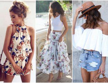 Основные тенденции летней моды 2018.