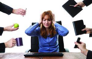 Достали на работе? Стресс и нервы - как быстро успокоиться