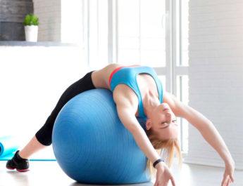 Комплекс упражнений для занятия спортом в офисе БЦ класса А