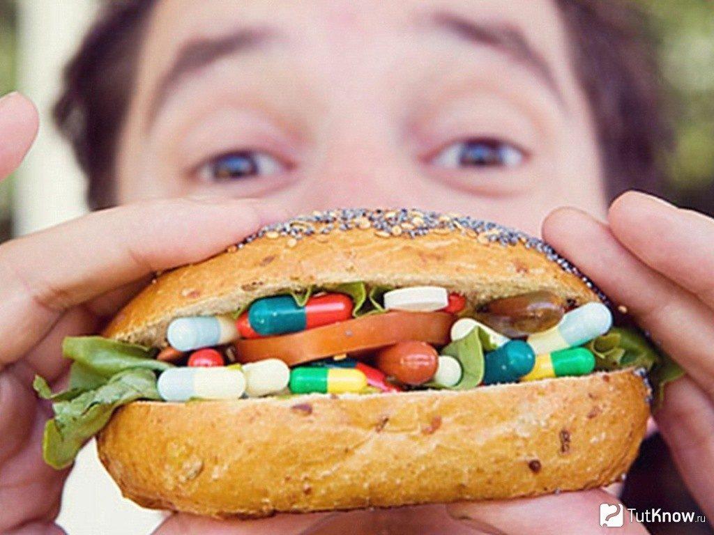 Двадцать две причины принимать пищевые добавки
