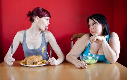 Девочки и ожирение