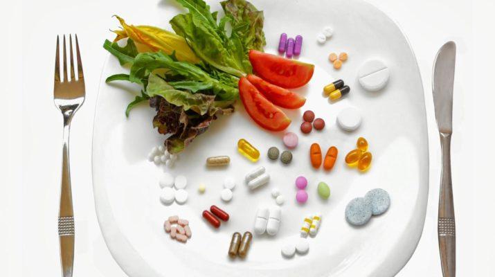 Ещё раз о витаминах