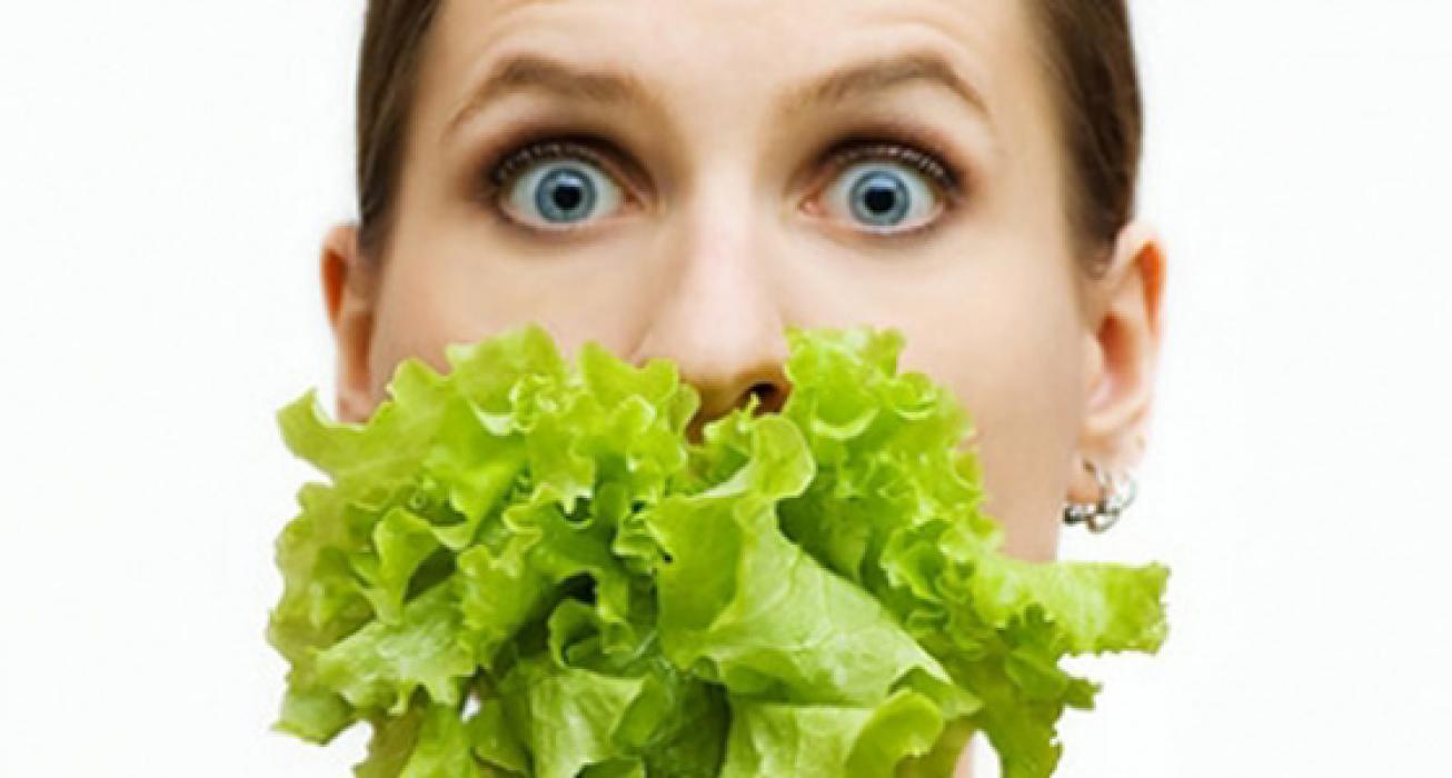 Миф о пользе вегетарианства