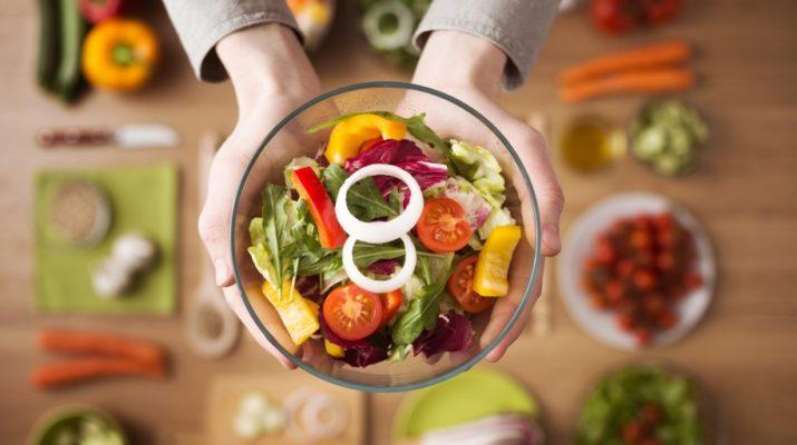 О здоровом домашнем питании
