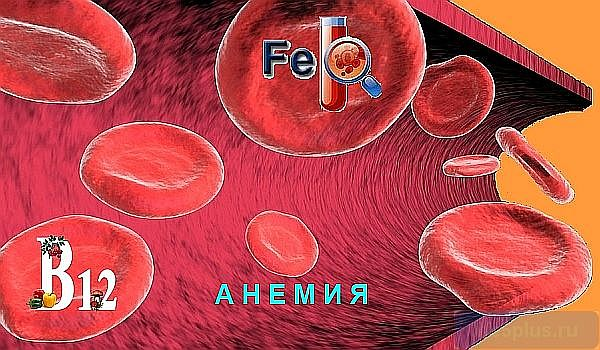Программа восстановления крови при анемии