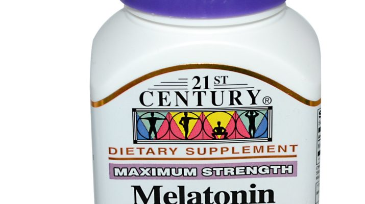 Таблетка от старости мелатонин