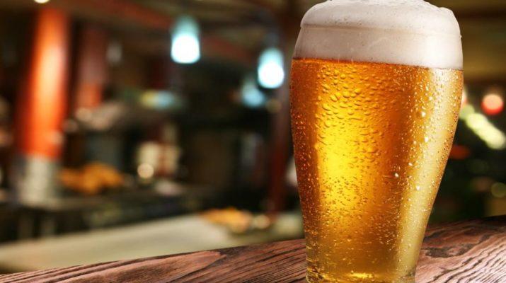 У женщин, которые пьют пиво