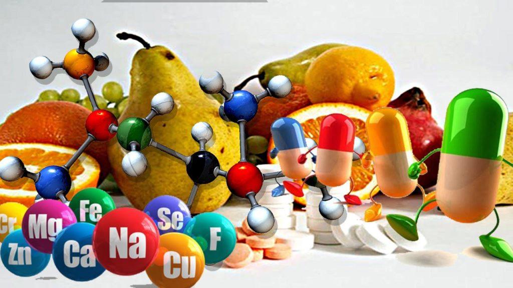 Усвоение витаминов