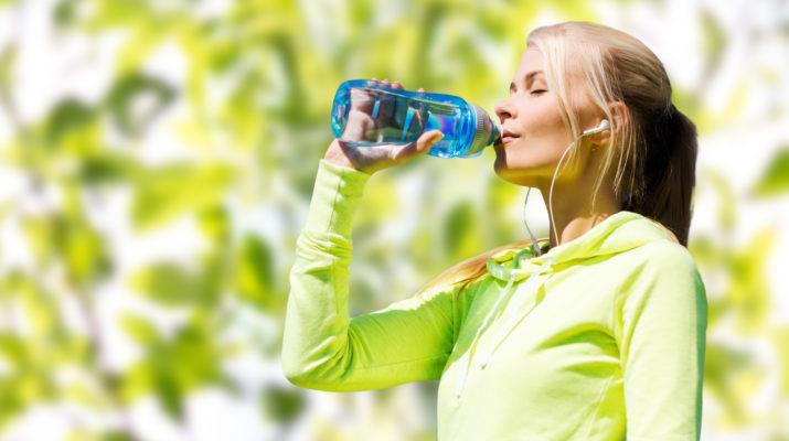 Вода определяет здоровье