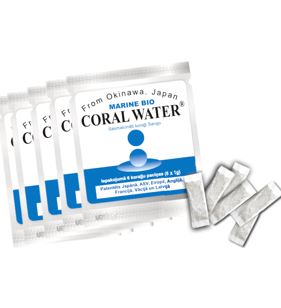 coral 20water