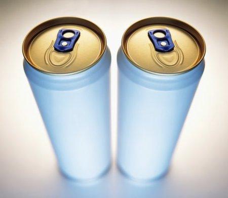 Энергетические напитки — подстава