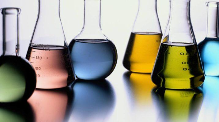 Косметика и химия