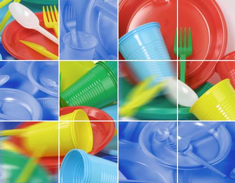 О посуде и пищевых упаковках