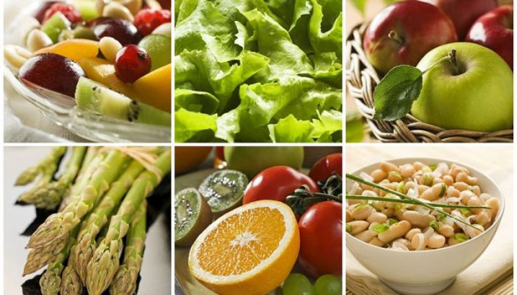 Ощелачивающие продукты питания