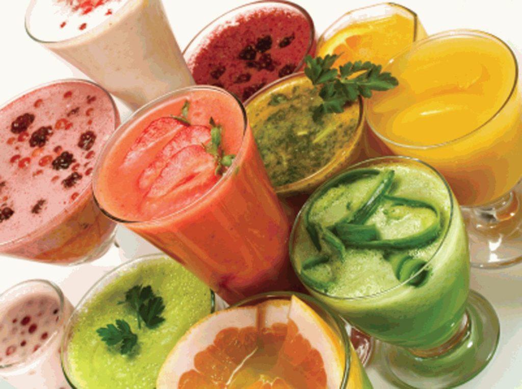 Полезные для здоровья напитки