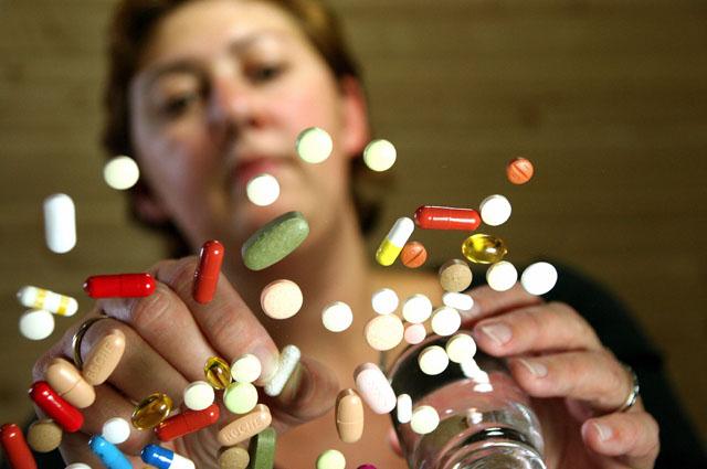 Сочетания лекарств, которые могут вас убить